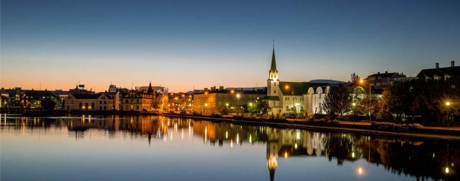 Norvegia e Islanda: pure nature - Iceland Reykjavik, Panorama © Ragnar Th Sigurdsson / Promote Iceland
