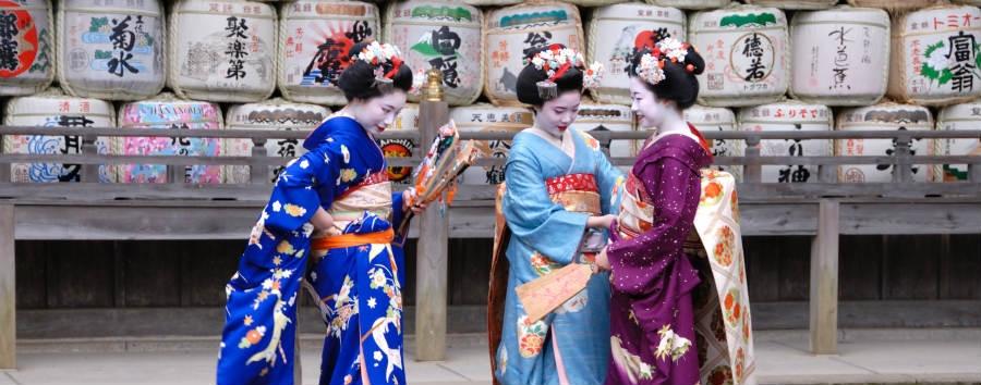Fra Tradizione e Modernità - Japan Miako in Matsuo Taisha Shrine