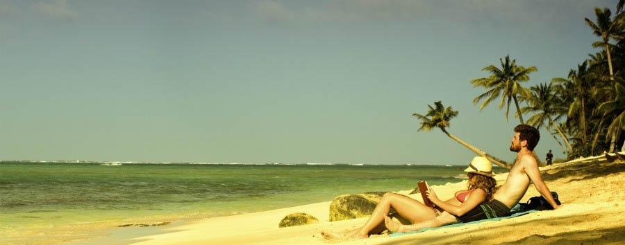 Mare a Yemaya - Nicaragua Yemaya Island Hideaway & Spa, Relaxing on The Beach