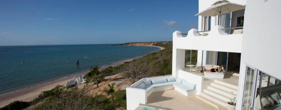 Villa Santorini: Jewel of Vilankulos - Mozambique Villa Santorini Exterior