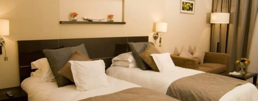 Grandeur Hotel Al Barsha - Standard Twin Bedroom