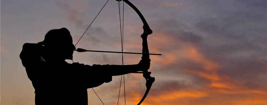 The Unconventional Emirate - Abu Dhabi Sir Bani Yas Island - Archery