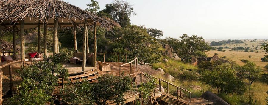 Lamai Serengeti - Lodge View