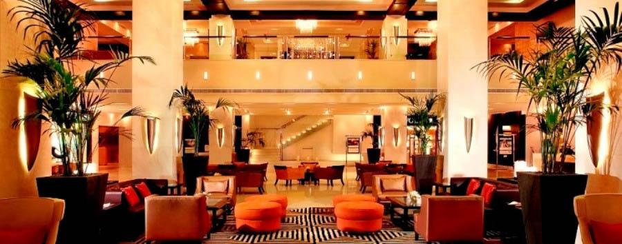 Media Rotana - The Lobby