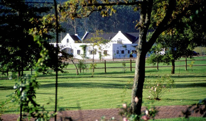 Kurland, the Beautiful Garden - South Africa