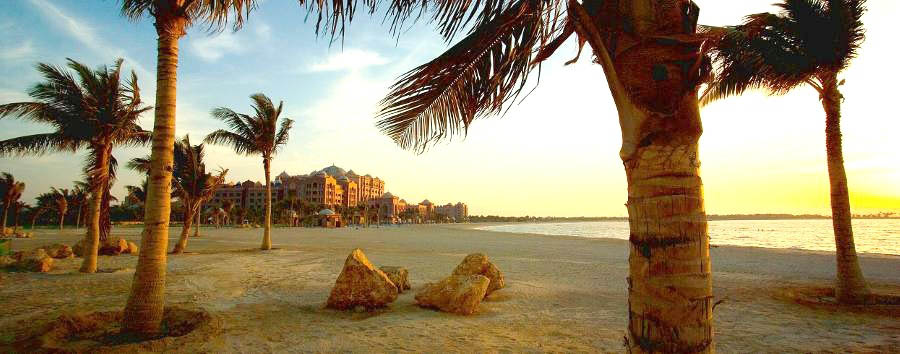 Emirates Palace - Beach View