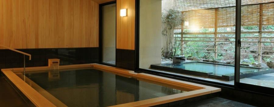 Iwaso Inn - Termal bath