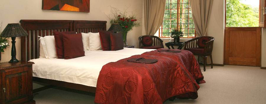 The Thorntree Country House - Bedroom