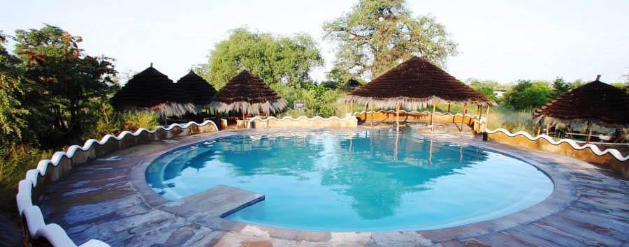 Planet Baobab - Pool