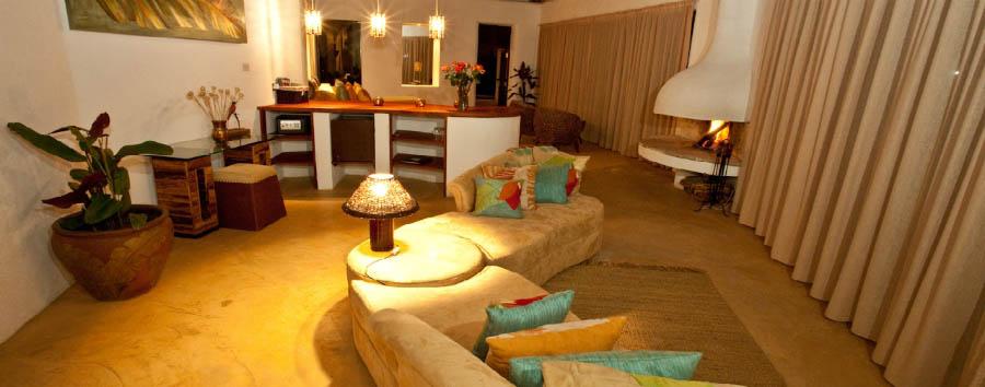 Solio Lodge - Lodge Bedroom