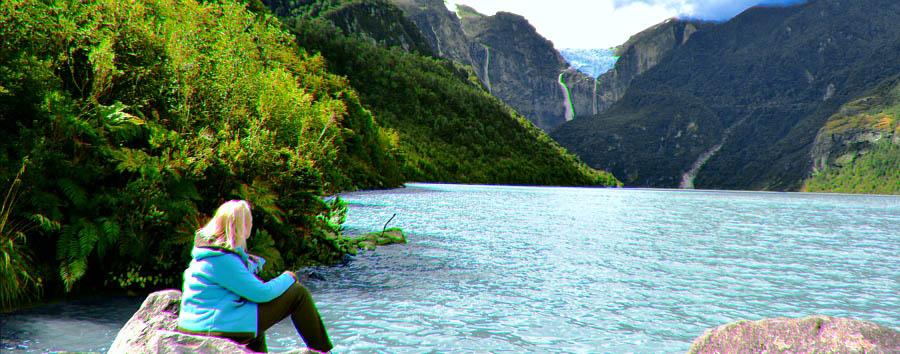 La Baia Incantata - Chile Los Tempanos Lagoon