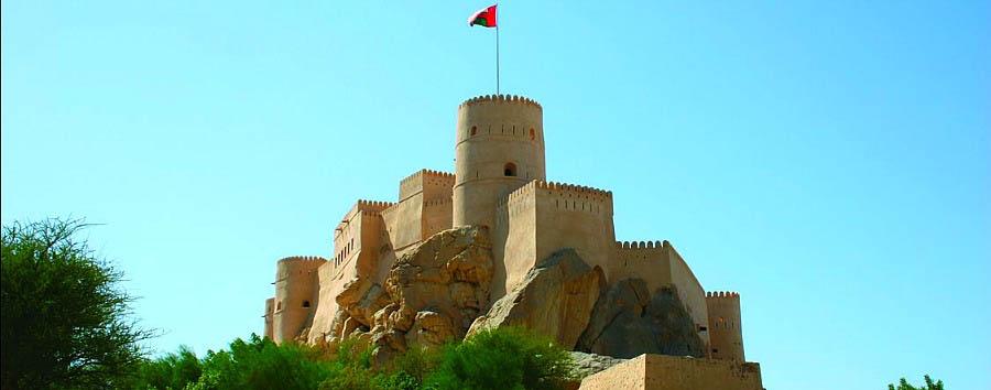 Le Dune di Khaluf - Oman The Nizwa Fort