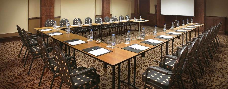 Kigali Serena Hotel - Meeting Room