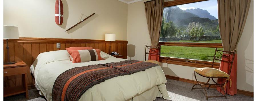 """Cile, Las Torres  - Chile Hotel Las Torres, Superior Room  """"Canelo"""""""