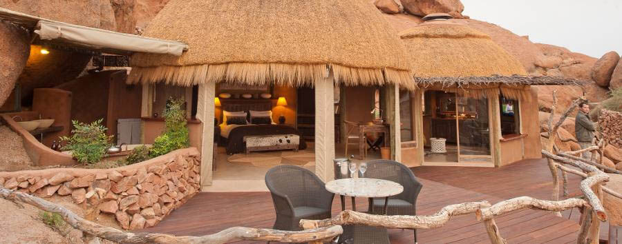 Camp Kipwe - Suite exterior