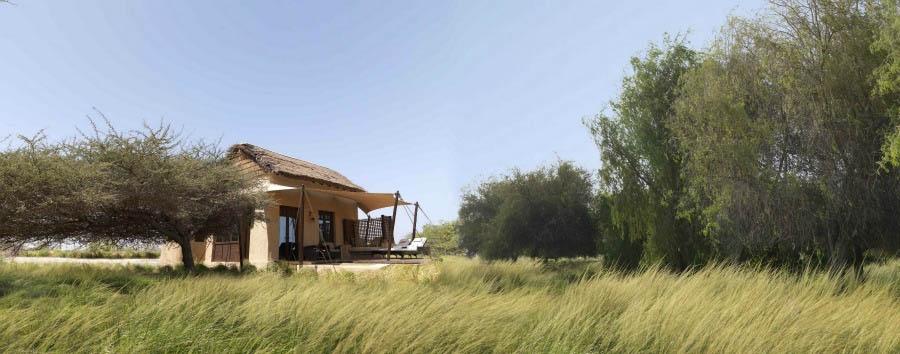 Anantara Sir Bani Yas Island Al Sahel Villa Resort - One Bedroom Villa View