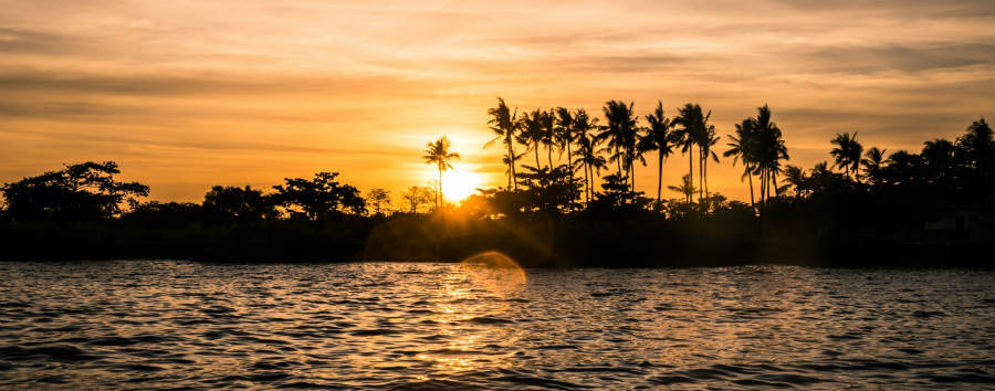Filippine: Isole Twinning - Twinning Islands Sunset at Cebu © vincentlecolley/Shutterstock.com