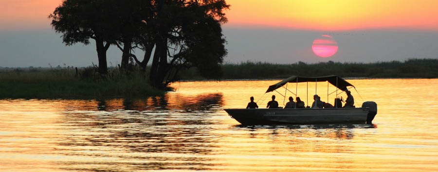 Botswana Wild Parks - Botswana Cruise on the Chobe River