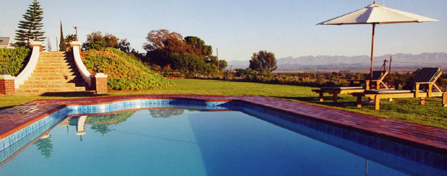 La Plume Guest House - Pool