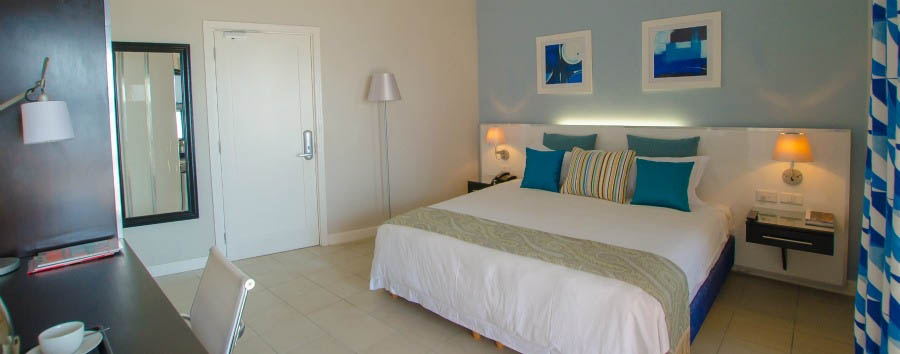 Vilankulos à la carte - Mozambique Hotel Dona Ana, Classic Sea-Facing Bedroom
