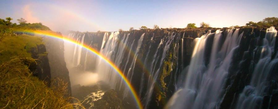 Le gemme dello Zambia - Zambia Victoria Falls