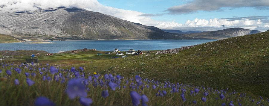 Greenland - Igaliku Village © David Trood/VisitGreenland A/S