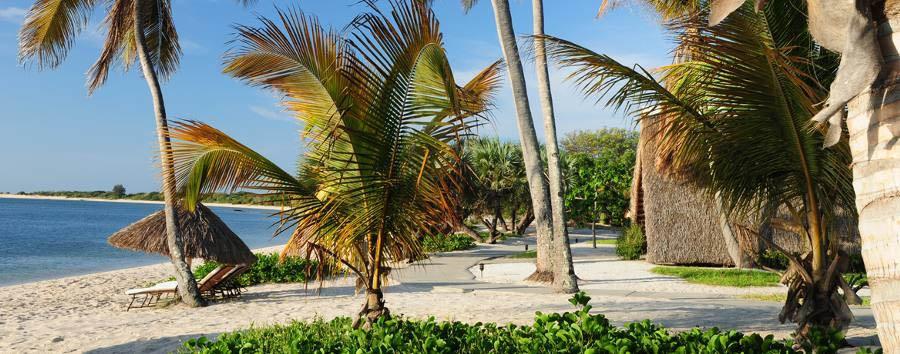 Pestana Bazaruto Lodge - Beach