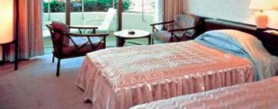 Ibusuki Iwasaki Hotel - Standard twin room