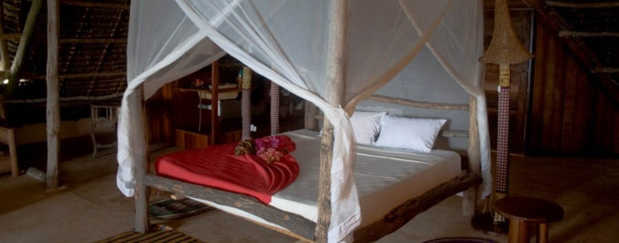 Kichanga Lodge - Room interior