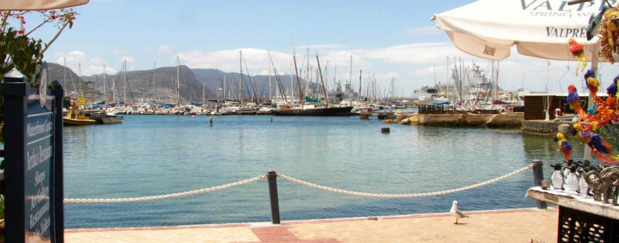 Simon's Town Quayside Hotel - Quayside Waterfront
