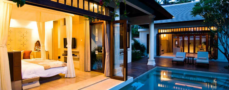 Melati+Beach+Resort+%26+Spa+-+Koh+Samui+-+Presidential+Suite