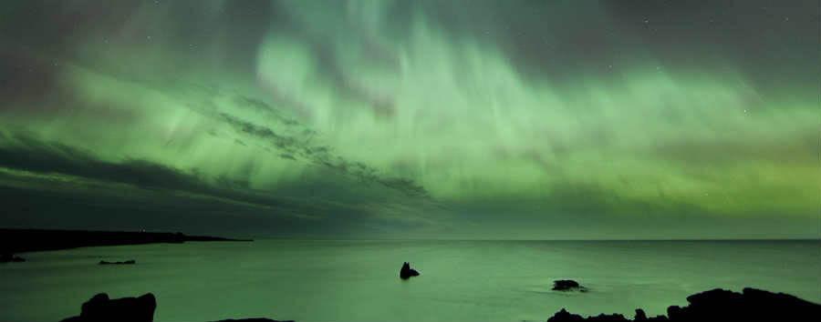 Aurora Boreale in Islanda - Iceland Aurora Borealis © Reykjavik Excursions