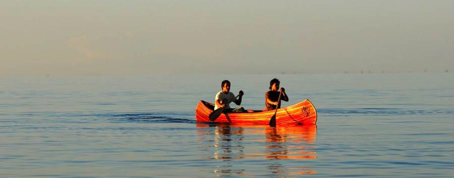 Wildlife of Argentina - Argentina Canoeing on Rio Paraná