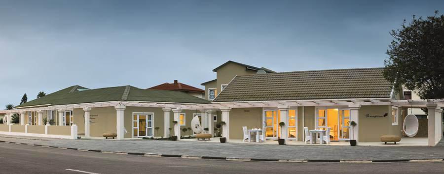 Swakopmund Guest House - Exterior