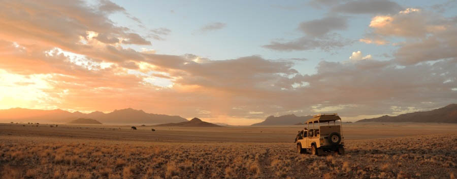 Namibia - The Immense Namib Desert