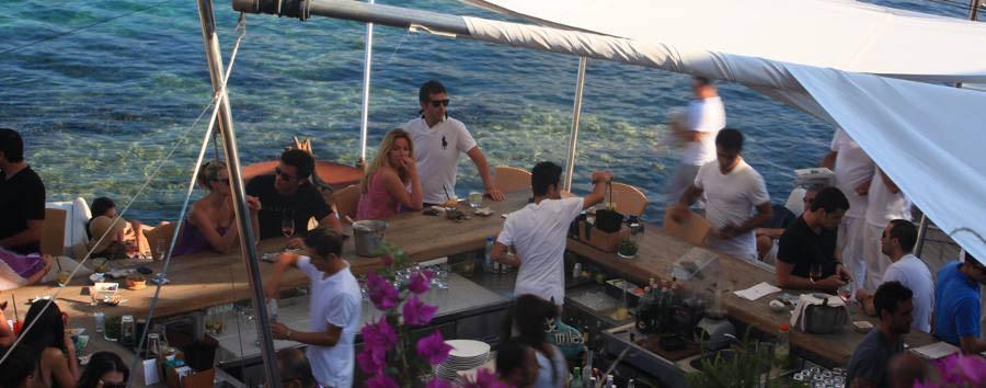 Maçakizi - The bar