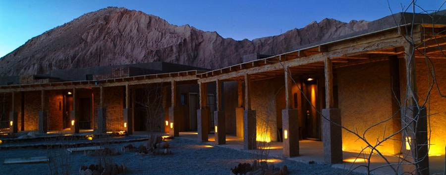 Alto Atacama Desert Lodge & Spa - By night
