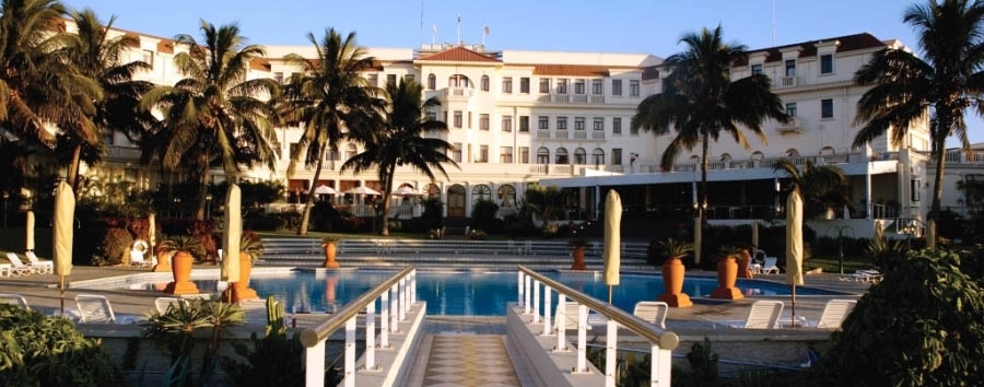 The Polana Serena Hotel  - Exterior view