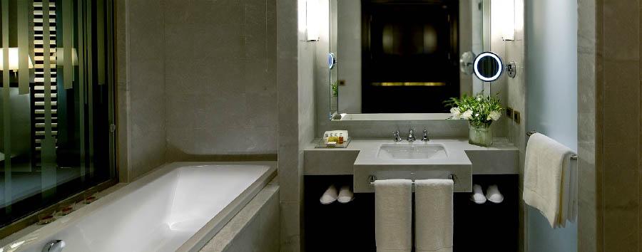 Marti Istanbul Hotel - Room bathroom