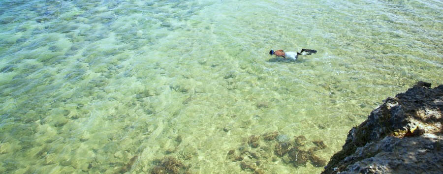 Quilalea, Star of Mozambique - Mozambique Quilalea Private Island, Snorkeling