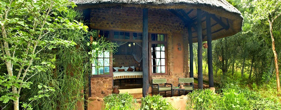 Stanley Safari Lodge - Baobab room, exterior
