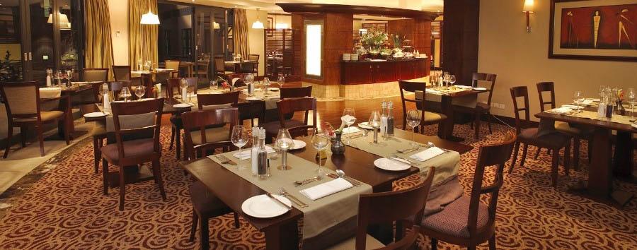 Kigali Serena Hotel - Milima Restaurant