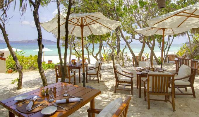 Amanpulo, Beach Club Grove - Philippines