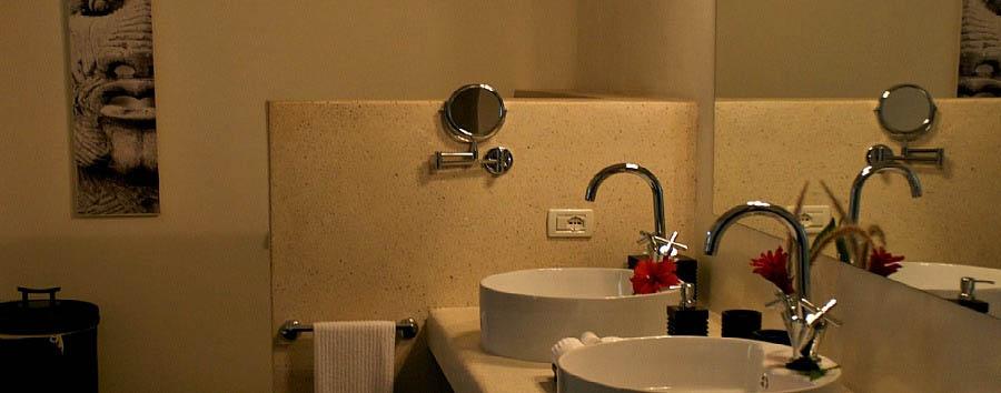 Essque Zalu Zanzibar - Bathroom