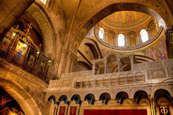 Jerusalem - Curch of the Holy Sepulchre