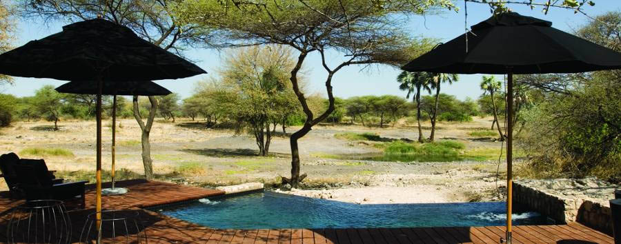 Onguma Tented Camp - Swimmingpool