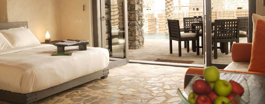Six Senses Zighy Bay - Pool Villa