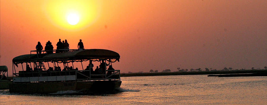 Okavango & Wildlife Adventure - Botswana Sunset Cruise on the Chobe River