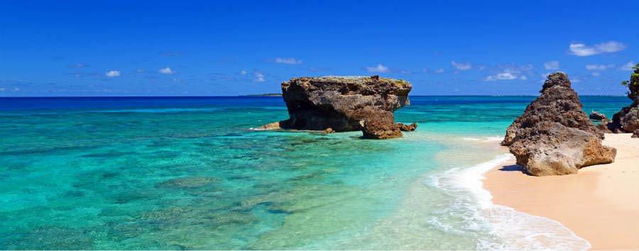 Okinawa Island Hopping - Japan Kume Island