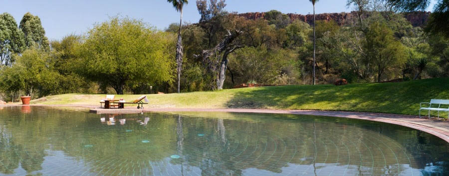 Waterberg Camp - Swimming Pool